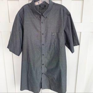 Men's Nordstrom Short Sleeve Button Down Shirt